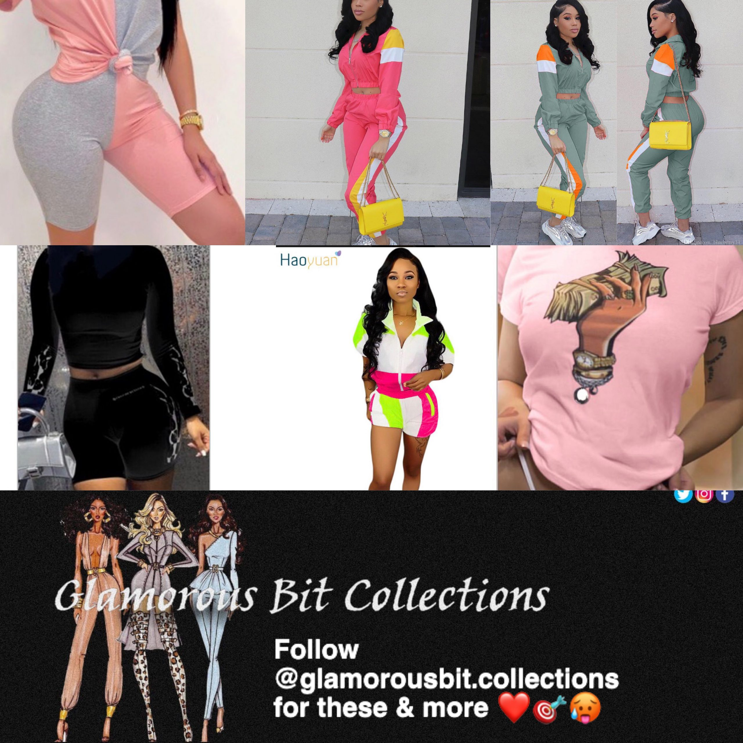 Glamorous Bit Collections