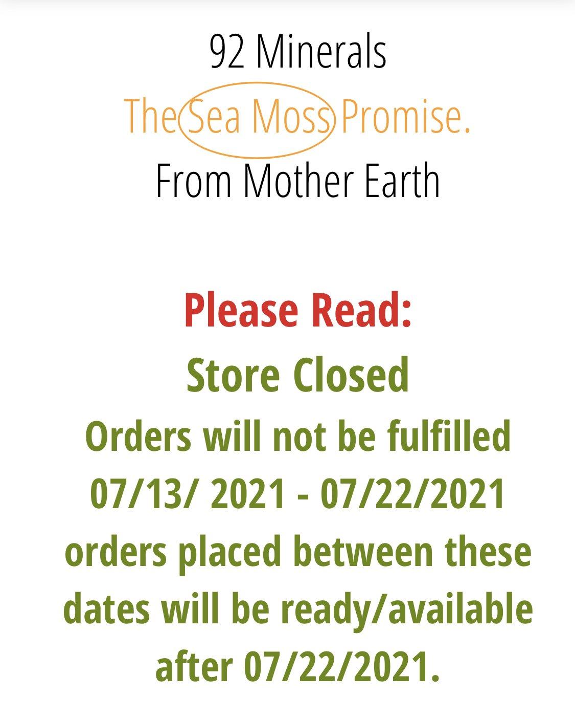 RyChus Minerals Sea Moss