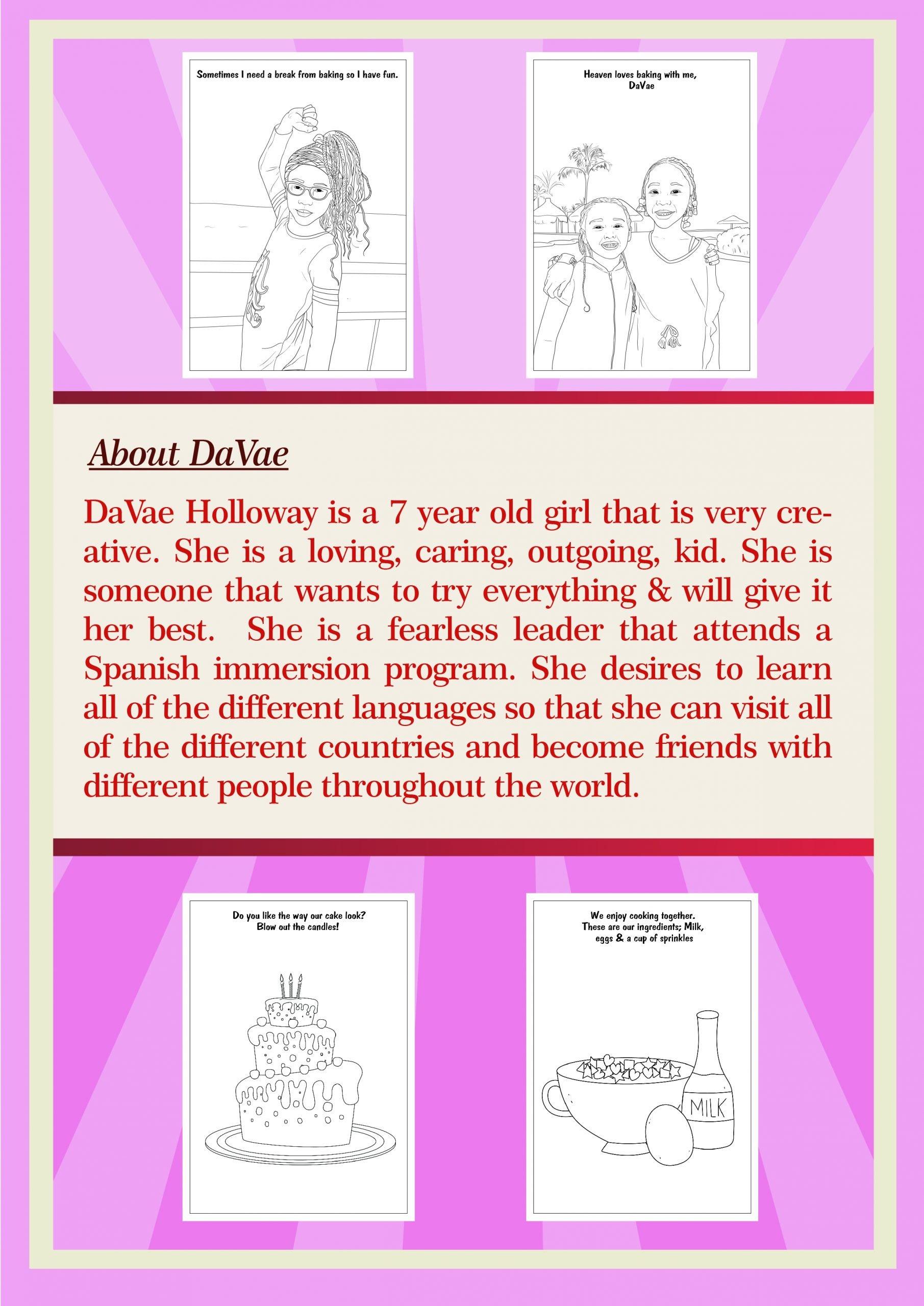 Books By DaVae